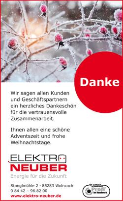 Weihnachten 2016 elektro neuber